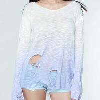 Unicorn Knit Sweater