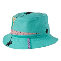 - 1986 BUCKET HAT BY HUF IN ELECTRIC BLUE