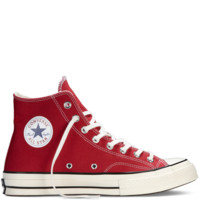 Converse - Converse All Star Chuck '70 - Red - Hi