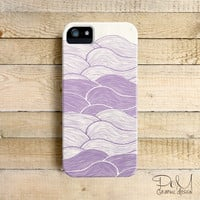 The Lavender Seas - iPhone 5/5c case, iPhone 4/4s case, Samsung Galaxy S3/S4