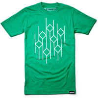 RISE AND FALL (GREEN) | Ugmonk