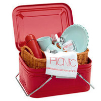 Retro To Go: Heals retro-styled Blyton picnic hamper