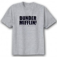 The Office Dunder Mifflin Mission Statement T-Shirt