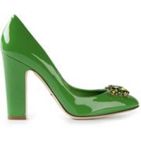 Dolce & Gabbana Embellished Pumps - Parisi - Farfetch.com