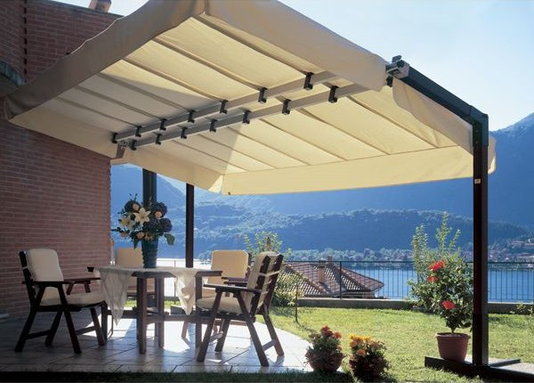 10' x 15' Outdoor Patio Awnings - HomeInfatuation.com.