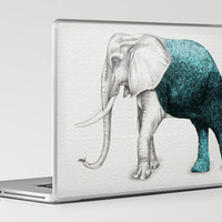 The Stone Elephant Laptop & iPad Skin by Beth Thompson | Society6