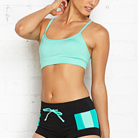 Hot Yoga Athletic Shorts