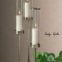 Risto Candle Holder 19722 by Uttermost - Opulentitems.com