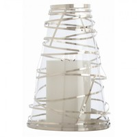 Tory Large Hurricane Candle Holder 6592 by Arteriors Home - Opulentitems.com