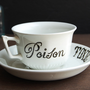 Poison Teacup by TheVintageParlor on Etsy