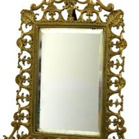 One Kings Lane - Mark Vitulano - Rococo-Style Mirror