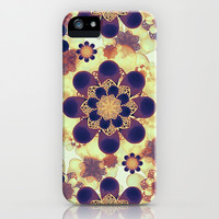 Luxury Decorative Symbols  iPhone & iPod Case by Danflcreativo