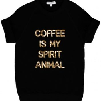 Bow & Drape, sweatshirts, comfy clothing, lounge, weekend, coffee, mornings, gimme coffee, spirit animals, lattes, coffee shop