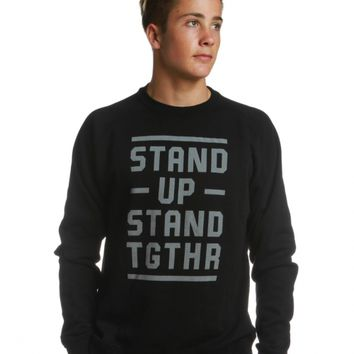 Stand Up Sweatshirt