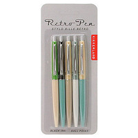 Retro Pen Set at the Bibelot Shops