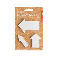 Arrow Sticky Notes at the Bibelot Shops