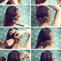 The Easiest Hair Do | Flickr - Photo Sharing!