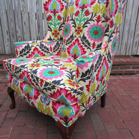Accent Chair Lilac Desert by Urbanmotifs on Etsy