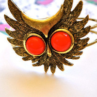 The Owl's Gaze Bracelet | Trinkettes