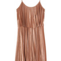 Halston Heritage - PLEATED COCKTAIL DRESS - mytheresa.com - Luxury Fashion for Women / Designer clothing, shoes, bags