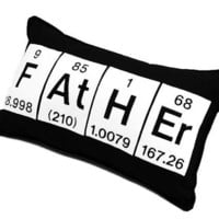 Fathersday pillow
