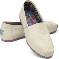 NATURAL AND CORAL EARTHWISE WOMEN'S VEGAN CLASSICS