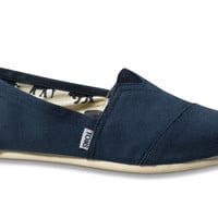 NAVY CANVAS MEN'S CLASSICS