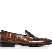 Hugh Alligator Loafer