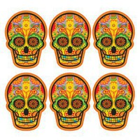 Las Meurtos 2 Decal Set - Las Meurtos 2 Decal Set - CHARLIE HARDWICK - By Artist - Plastic Surgery for Your Walls