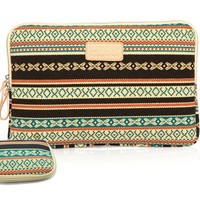 kayond 2013 new Bohemian Style Canvas Fabric 11-11.6 Inch laptop / Notebook Computer / MacBook / Macbook Air/MacBook Pro Sleeve Case Bag Cover:Amazon:Computers & Accessories