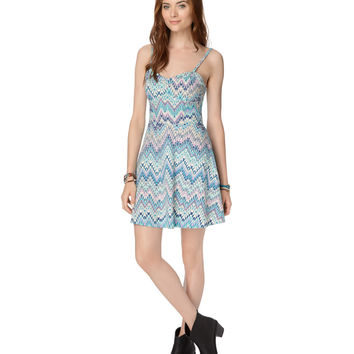 Cascade Flair Dress