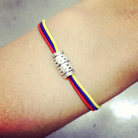 World Cup Bracelet - Colombia