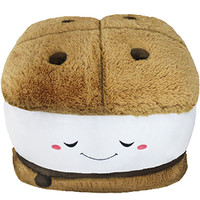 Squishable Smore: An Adorable Fuzzy Plush to Snurfle and Squeeze!