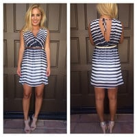 Splish N Splash Stripe Dress