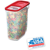Walmart: Rubbermaid 18-Cup Dry Food Cereal Keeper