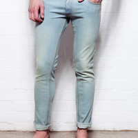 Bellfield Stretch Skinny Jean Light Blue