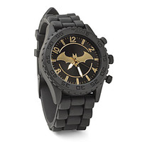 The Batman Golden Shield Watch