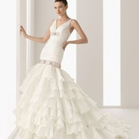 OliviaBridal Design Aire Barcelona 161 / Nora Price, Aire Barcelona Wedding Dresses Cheap For Sale