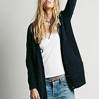 Free People Womens Boyfriend's Embrace Cardigan -
