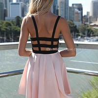 CINDERELLA DRESS , DRESSES, TOPS, BOTTOMS, JACKETS & JUMPERS, ACCESSORIES, 50% OFF , PRE ORDER, NEW ARRIVALS, PLAYSUIT, COLOUR, GIFT VOUCHER,,Pink,LACE,CUT OUT,SLEEVELESS Australia, Queensland, Brisbane