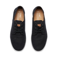 BLACK ON BLACK CANVAS WOMEN'S PASEOS