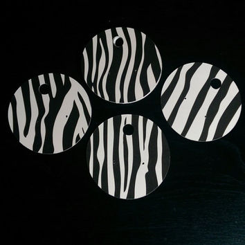 Zebra Print Earring Cards (12)
