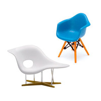 Mini Chaise Lounge and Montmartre Armchair