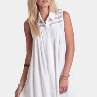 The Wonder Of You Shirt Dress By MINKPINK