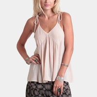 Theresa Lace Up Tank