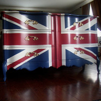 Bitchin' Union Jack Bureau