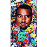 YEEZUS STICKER IPHONE CASE