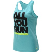 Nike Women's Run Your Mouth Legend Running Tank Top - Dick's Sporting Goods