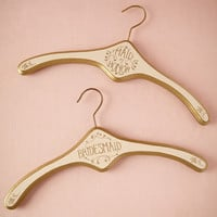 Heirloom Hanger, MOH & Bridesmaid