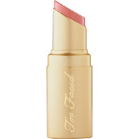 FREE deluxe La Crème Color Drenched Lip Cream in Naked Dolly 0.05 oz. w/any $35 Too Faced purchase